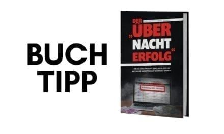 """Buch Kritik: """"Der Übernachterfolg"""" von Sven Hansen und Tommy Seewald"""