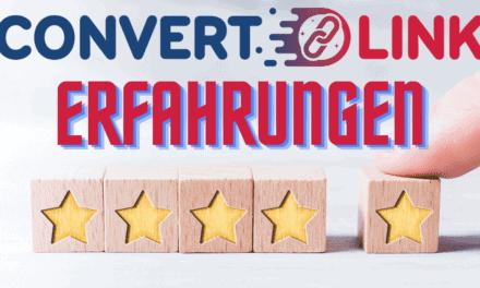 Convertlink Erfahrungen  –  ALLES zu LINK KÜRZEN, Kosten, Preise, Alternative, Kaufen
