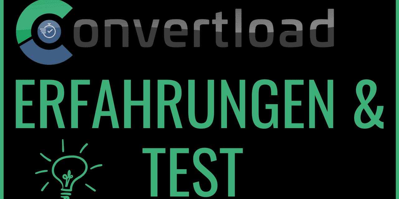 Convertload Test – Bringt das Convertool tatsächlich mehr Conversion?