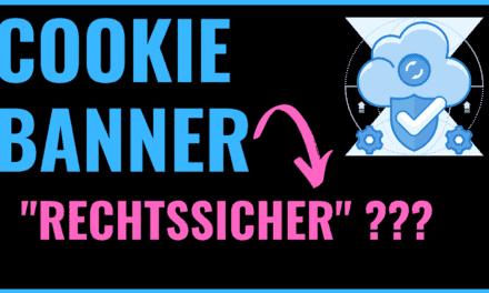 Cookie Banner DSGVO sicher machen mit Pixelmate, EasyCookie & Co.