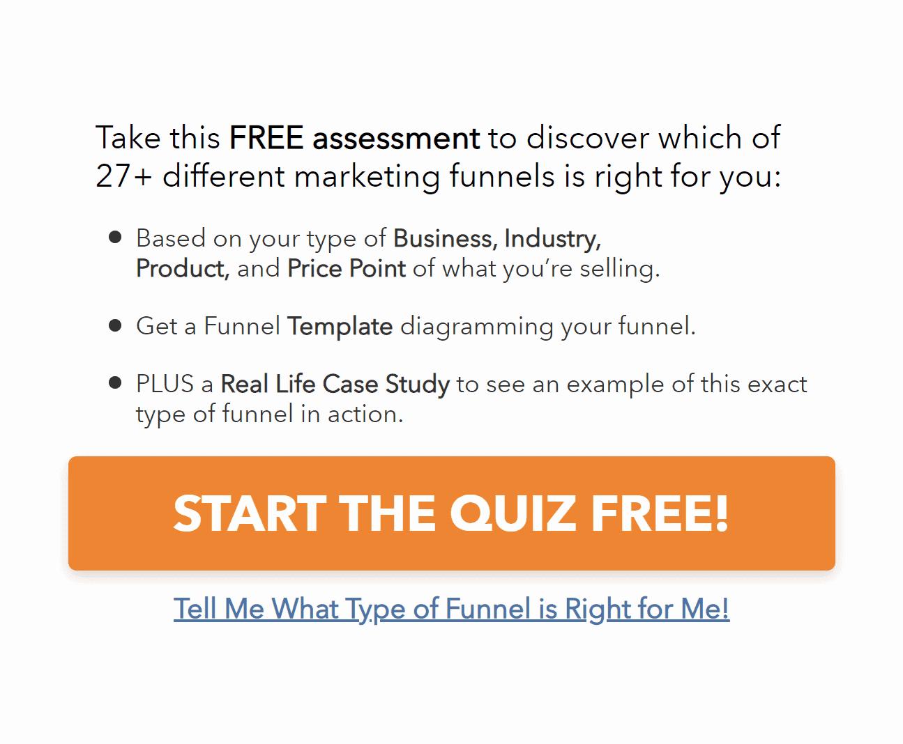 Lead Magnet Quiz