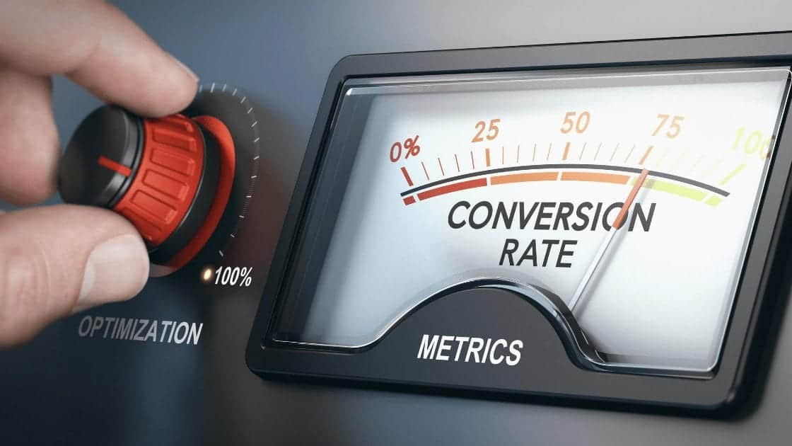 Wie kann man eine Conversion Rate berechnen mit einem Conversion rate Rechner und wie kann man diese Conversion Rate optimieren?