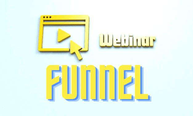 ALLES was Du über einen Webinar Funnel wissen musst: Aufbau, System, Erstellung, Vorlagen, Beispiele