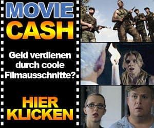 Moviecash Geld verdienen