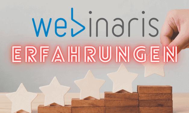Webinaris Erfahrungen – ALLES was Du zu Preis, Kosten, Login, Funktionen Alternativen wissen musst, um HERAUSRAGENDE automatisierte Webinare zu erstellen