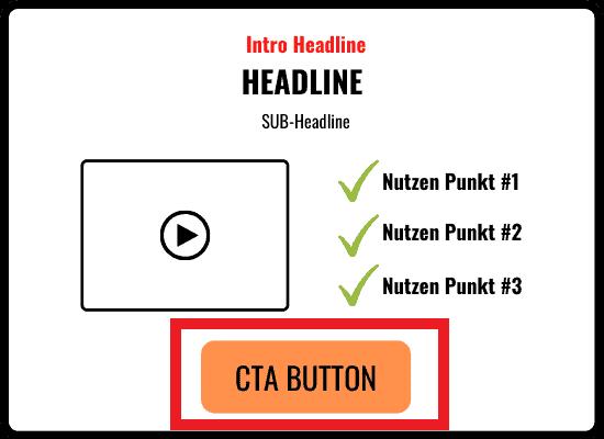Webinar Landing Page CTA