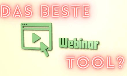 Webinar Tools Vergleich: Was ist der BESTE Software Anbieter, um automatisierte Webinare anbieten zu können?