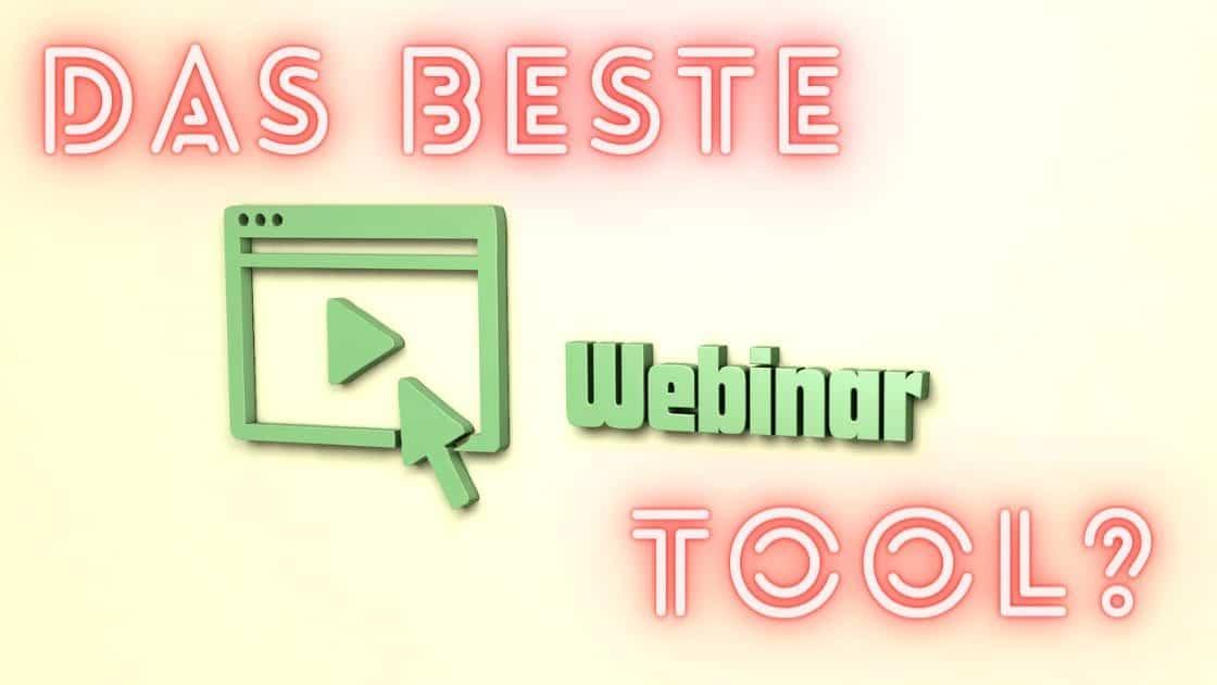 Webinar Software Vergleich 2021: Was ist der BESTE Anbieter und Tool, um automatisierte Webinare anbieten zu können?