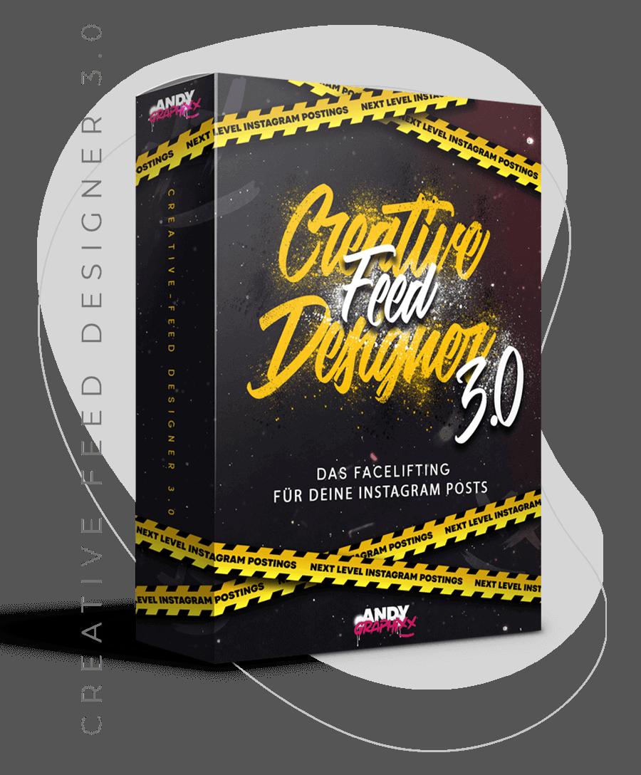 Creative Feed Designer Anleitung