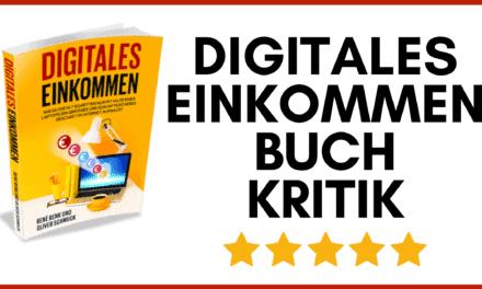 Digitales Einkommen Erfahrungen – Kritik zum neuen Buch von Rene renk und Oliver Schmuck