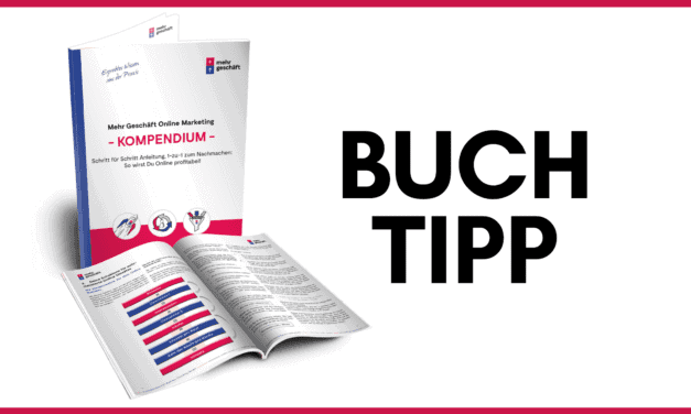 Online Marketing Kompendium Erfahrungen – Das Buch von Pascal Feyh (Mehr Geschäft)