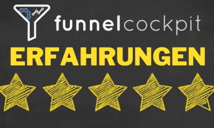Funnelcockpit Erfahrungen & Test 2021 – Das Review mit allem zu Preise, Vorlagen, Kündigen usw. des All in One Online Business Tools und der Clickfunnels Alternative Funnel Cockpit