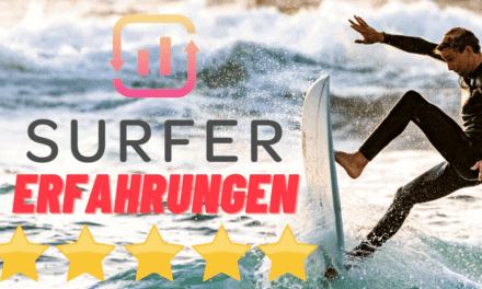 Surfer Seo Erfahrungen – Ist Surferseo mit seinen Fünf SEO Tools in einem das beste Tool zur SEO Onpage Optimierung?