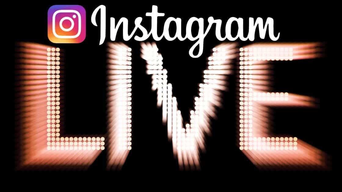 Auf Instagram Live gehen – Alles was Du zu Instagram Live Streams und Live Rooms wissen musst [Vorbereitung, Technik, Software, Licht, Mikrofon]