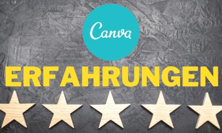 Canva Erfahrungen 2021 – Alles zu Design, Preise und Canva Pro Kosten
