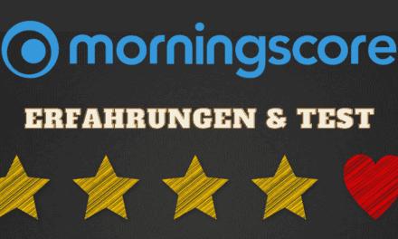 """Morningscore Erfahrungen und Test 2021 – Alles wichtige zu Preise, Kosten und Alternativen dieses """"neuen"""" SEO Tools für Anfänger und Beginner"""