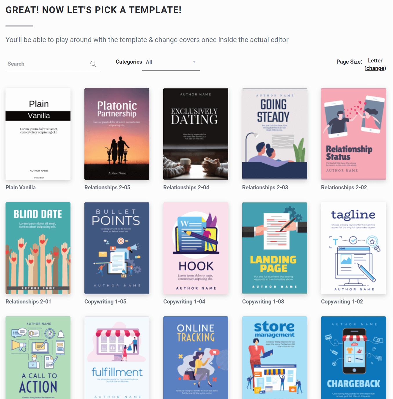 Designrr Ebook Vorlagen
