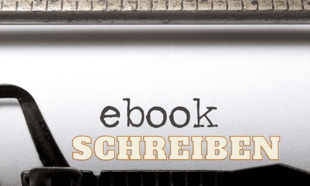 Wie Du in 7 Schritten ein Eigenes Ebook schreiben, erstellen, veröffentlichen und verkaufen kannst