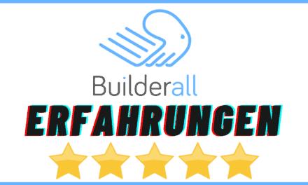 Builderall Erfahrungen und Test 2021 – Alles über Funktionen, Preise, Kosten, Support, Alternativen undd er deutschen Community