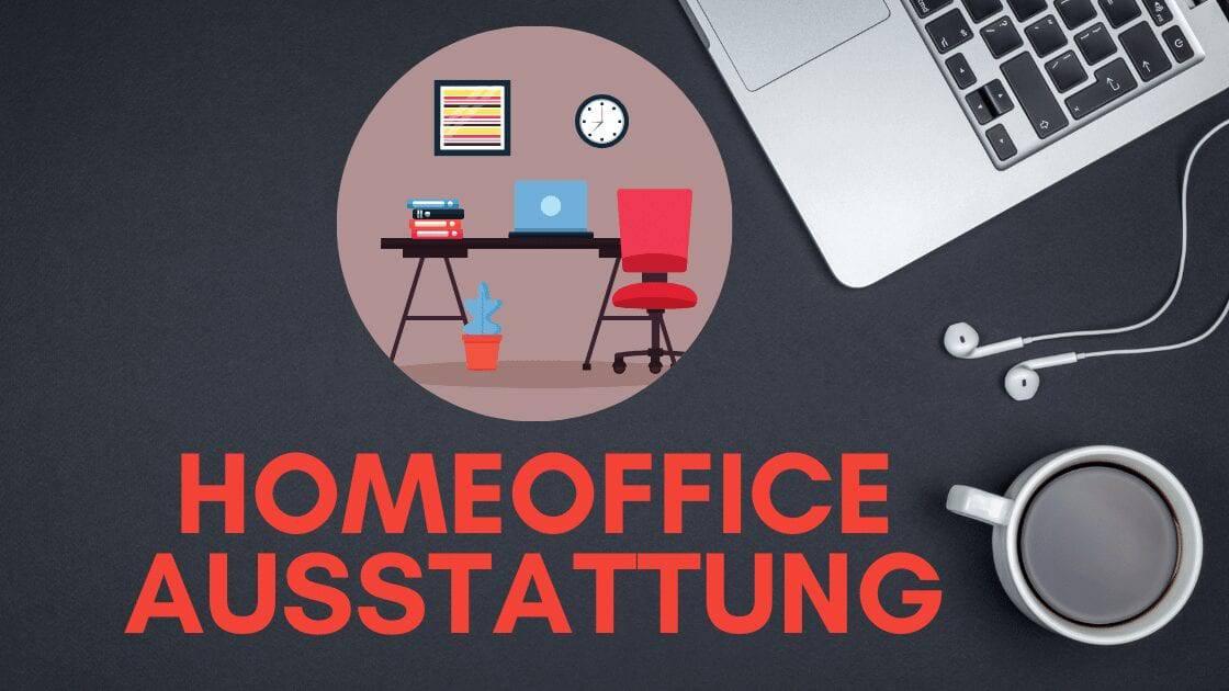 Welche Homeoffice Ausstattung an Technik, Möbel, Zubehör, Laptop, Monitor, Bildschrim, Headset, Webcam, Mikrofon, Beleuchtung brauche ich?