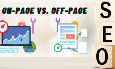 Onpage vs. Offpage-Optimierung: Was ist der Unterschied?