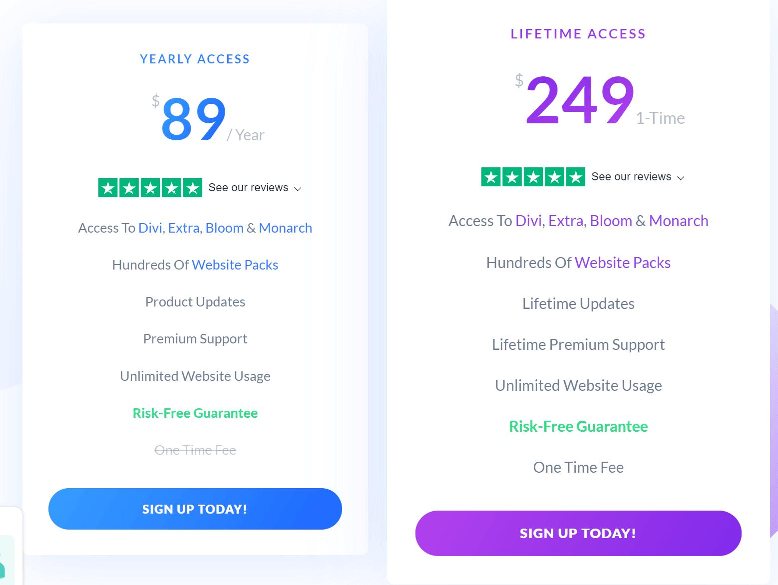Dive Theme Preise Kosten