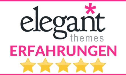 Elegant Themes Erfahrungen und Test – Alles Was Du über das Premium WordPress Theme und Divi, Extra, Bloom & Monarch wissen musst