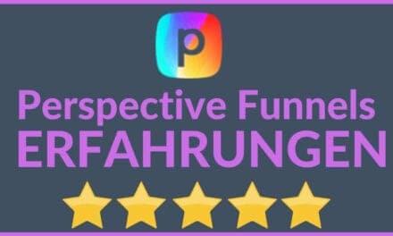 """Perspective Funnels Erfahrungen & Test 2021 – Alles was Du zu Funktionen, Preise, Kosten und Alternativen des """"mobile Funnel"""" Spezialisten wissen musst"""