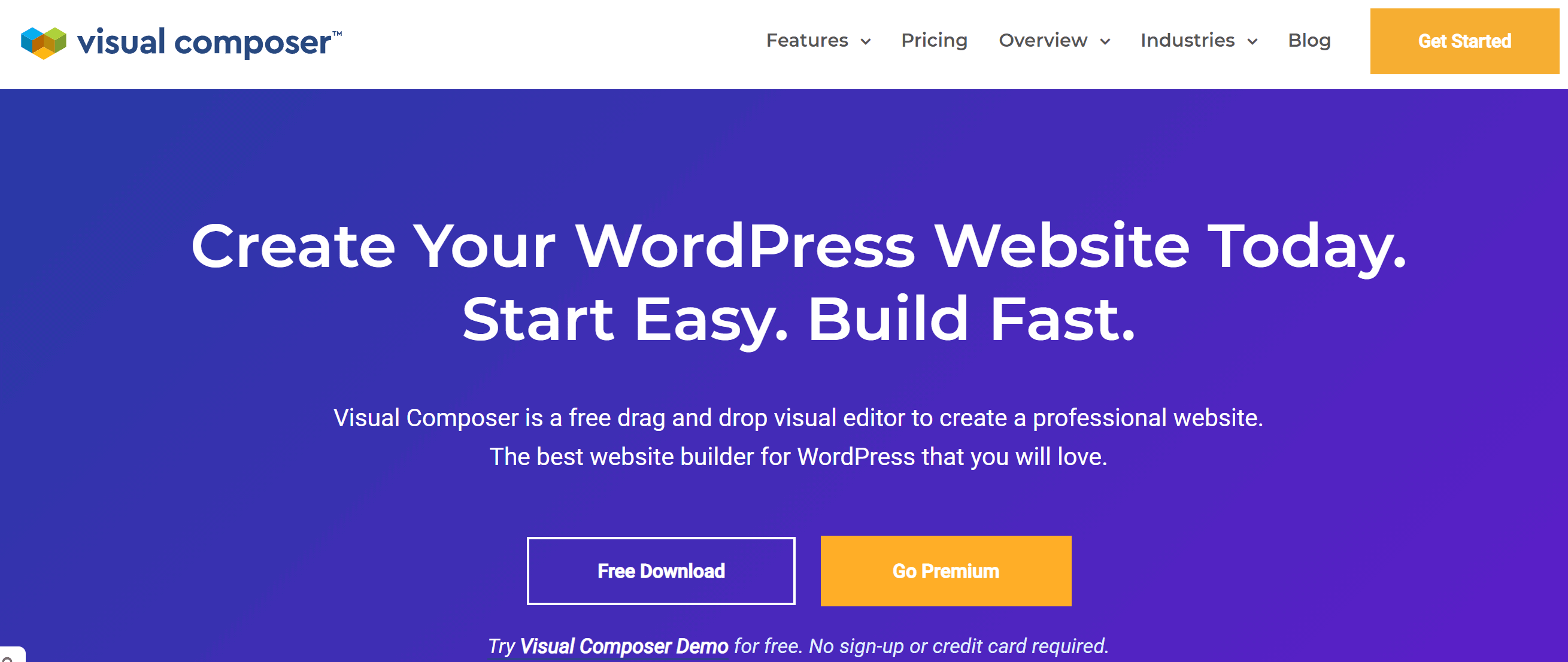 Visual Composer WordPress Page Builder