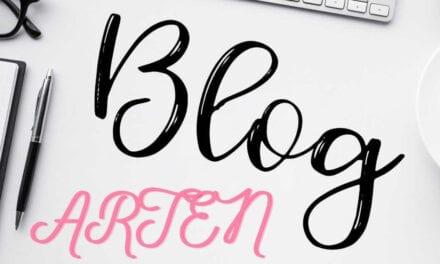 Welche Arten von Blogs gibt es? – 10 bewährte und erfolgreiche Blog Beispiele 2021