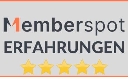 Memberspot Erfahrungen & Test 2021 – Alles was Du zu Funktionen, Preise, Kosten und Alternativen wissen musst