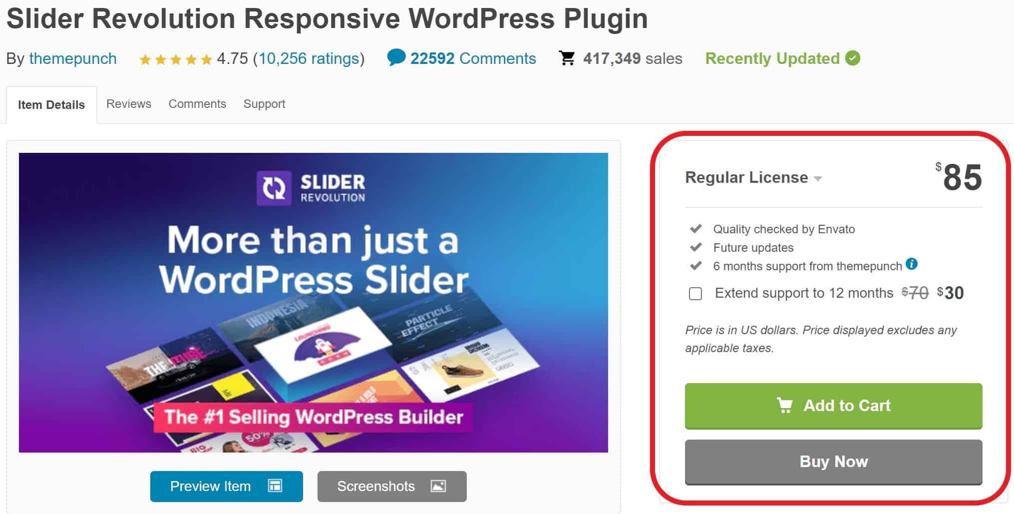 Premium Plugin WordPress kaufen