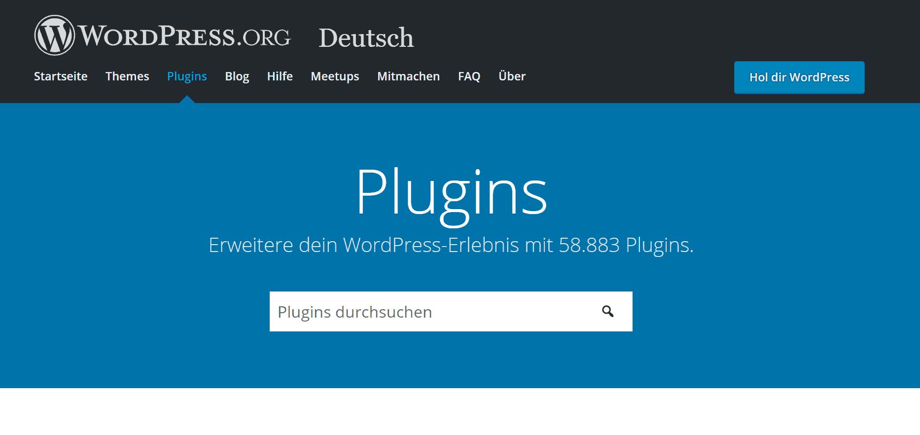 WordPress Plugin installieren ▷ Schritt für Schritt Anleitung für ...
