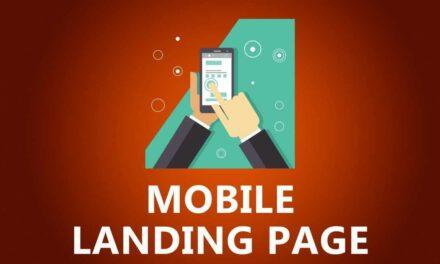 Mobile Landing Page erstellen: 17 Tipps & Beispiele wie Du eine konvertierende Landing Page speziell für das Smartphone gestalten kannst